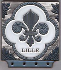 Ecusson de Lille